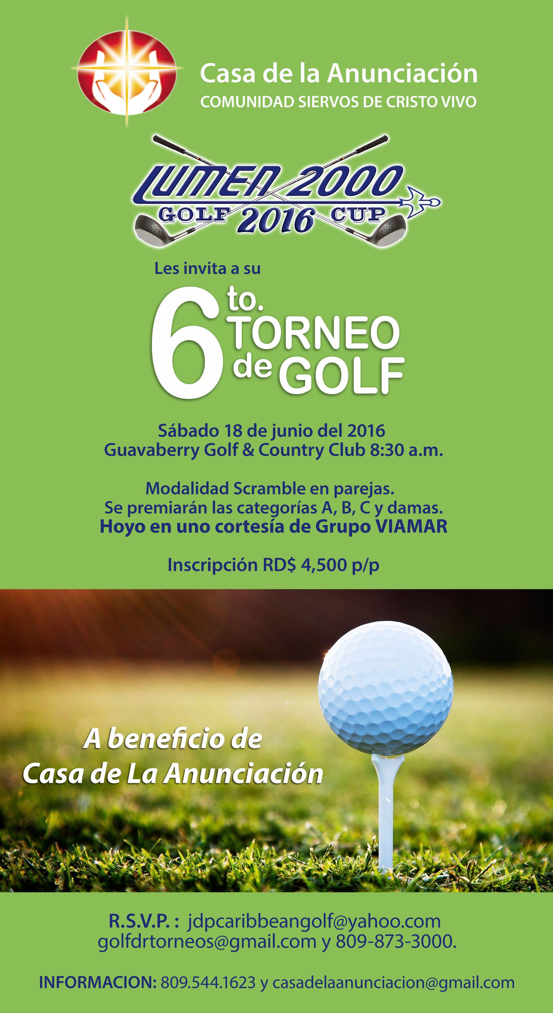 Arte Prensa GOlf 6x11 2016